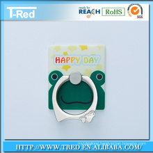 ring holder mount as anti-theft device for mobile phone
