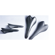 China supplier OEM for Carbon Fiber Bike Components Carbon fiber MTB bike cycling saddle export to Portugal Wholesale