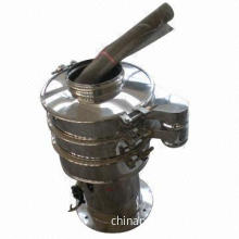 Vibro sifter, used for pharmaceutical, chemical, and food manufacturing industry