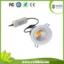 Einbau-LED-COB-Downlight mit CE / RoHS-Zulassung