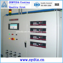 Linha de revestimento em pó / Máquina de pintura (Dispositivo de controle elétrico)