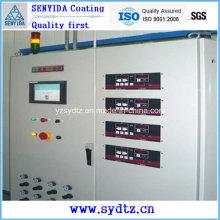 Línea de recubrimiento en polvo / máquina de pintura (dispositivo de control eléctrico)
