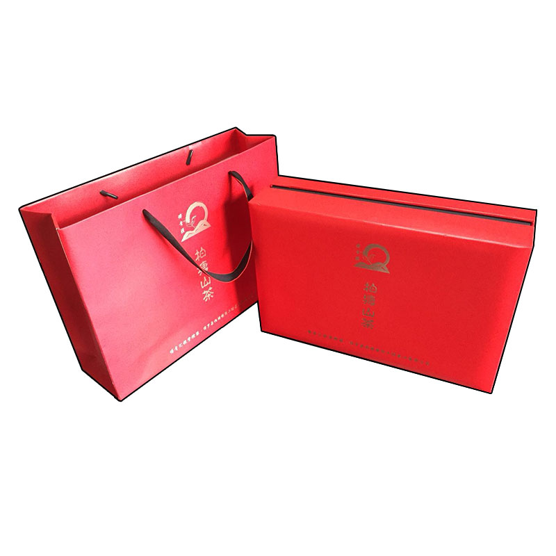 The High-end Exquisite Tea Packaging Box