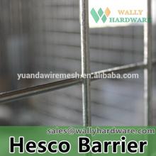 Hot sale!peacekeeping military perimeter hesco barriers