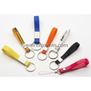 Promotional Silicone Key Chain, Silicone Key Tag for Promotion