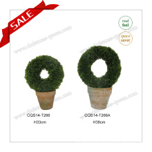 H33-38cm Making for Home Decoration Plastic Bonsai Flowers