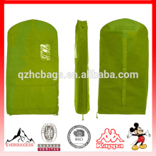 Polyester Reusable Dry Cleaning Garment Bag