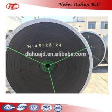 DHT-136 Steel cord conveyor belts for coal mine