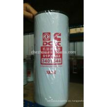 filtro de aceite 91YP162 LF9009 filtro de aceite 3401544