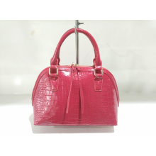 Designer Fashion Lady Cross Handbags with Shinny Crocodile Material (A-008)