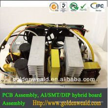 pcb design and assembly solar led pcb assembly PCBA service for Industrial Control