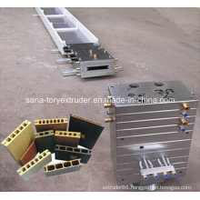 Plastic WPC Decking Floor Profile Extrusion Mould/Die
