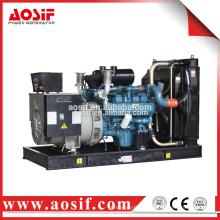 Groupe électrogène diesel sans balai refroidi à l'eau et robuste