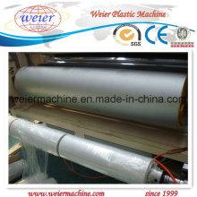 Línea de producción de película de estiramiento PE de 1000 mm de ancho