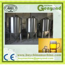 Komplette vollautomatische Bierherstellungsmaschine