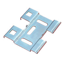Cable Tray Accessories - Q235 Cold Plate, Hot Dipping Bottom Connecting Piece