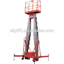 Hot sale !! aluminum telescoping Lift Mechanism Portable lifter