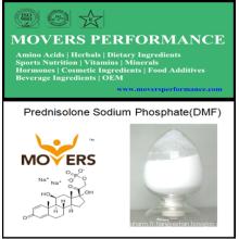 Phosphate de sodium et de prédnisolone de haute qualité (DMF)