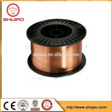Cable de soldadura de Mig ER70S-6 Certificación del CE ISO Fabricante de China