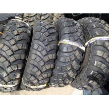 Pneu de cross-country, E2 militar pneu 15,5-20, pneu diagonal para escavadeira, pneu de OTR