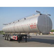 30000 litros de reboque do leite da água do reboque 30t do petroleiro do caminhão do leite
