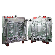 Custom Processing PVC pipe fitting injection molds of Good Quality From LANDA Mould Factory
