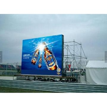 Front Service Outdoor Vedio Wall P6 Led Screen