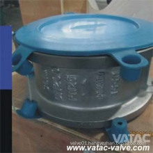 Dual Plate Wafer Check Valve (H75X)