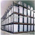 Jracking storage live pallet carton flow racking