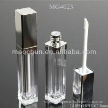 MG4023 personalizado vazio Lip gloss containers