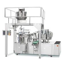Automatic Rotary Dates Rice Vacuum Packing Machine