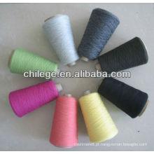 fios de caxemira de lã