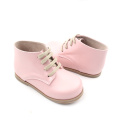 Rubber Kids Boot Baby Shoes Leer