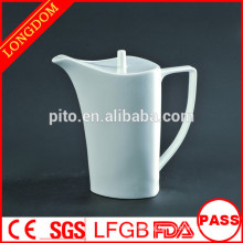 2015 new design modern style porcelain coffee pot