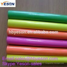 Revêtement naturel / pvc / revêtement plastique / vernis Poignée de balai en bois 120 * 2.2cm avec assurance commerciale