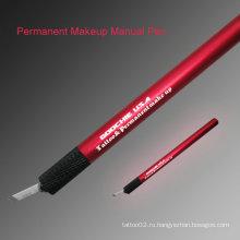 Ручная ручка для татуировки из нержавеющей стали