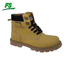 new style mens leather winter boots