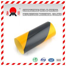 Película reflexiva acrílico preto e amarelo da classe comercial (TM3200)