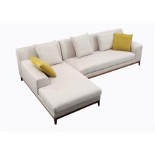 Best Selling Wohnzimmer Möbel 1 + 2 + 3 Stoff Sofa