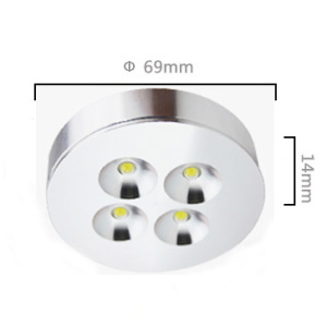 Dimmable  4W Led Cabinet Light