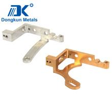 Pièces d'usinage CNC en cuivre de bonne qualité