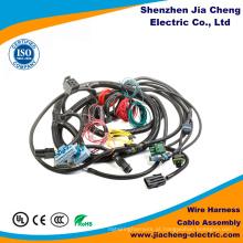 Chicote de fios personalizado fábrica do fio do veículo automotivo