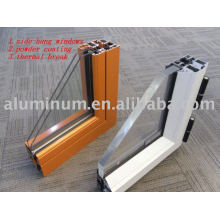 Profils en aluminium
