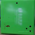 1.5 индустрии продуктов металла мм с зеленым Анодированием