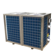 Stainless steel swimming pool cooling and heating machine
