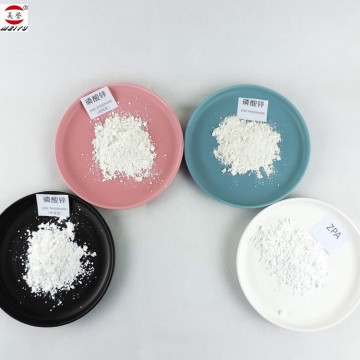 Phosphate Chống gỉ Pigment-Zinc Phosphate hòa tan trong axit nitric và axit clohydric