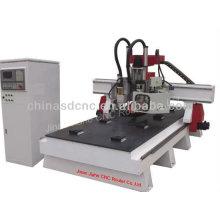 ATC madera CNC Router JK-1325 buena calidad máquina para muebles