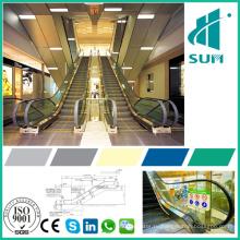 Конкурентоспособная цена эскалатора безопасности и стабильного внутреннего эскалатора