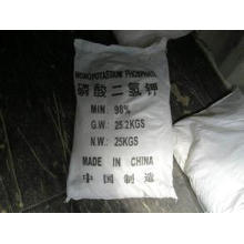 Precio de fábrica caliente del proceso MKP del fosfato de Monopotassium, fertilizante MKP