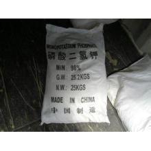 Prix usine usine de phosphate monopotassique MKP chaud, engrais MKP